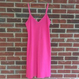 Natori Cruz Nightgown & Matching Robe Pink Small